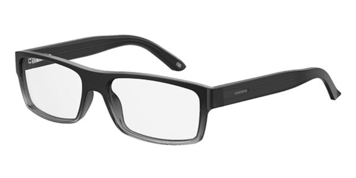 Carrera CA6180 2M0 Men's Glasses Black Size 55 - Free Lenses - HSA/FSA Insurance - Blue Light Block Available