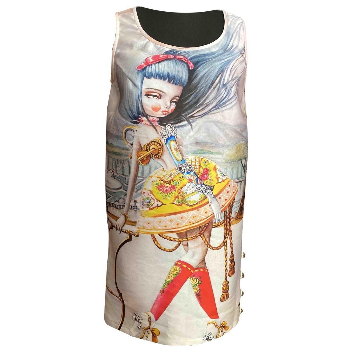 Mrz \N Kleid in Polyester