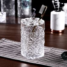 1pc Clear Toothbrush Holder