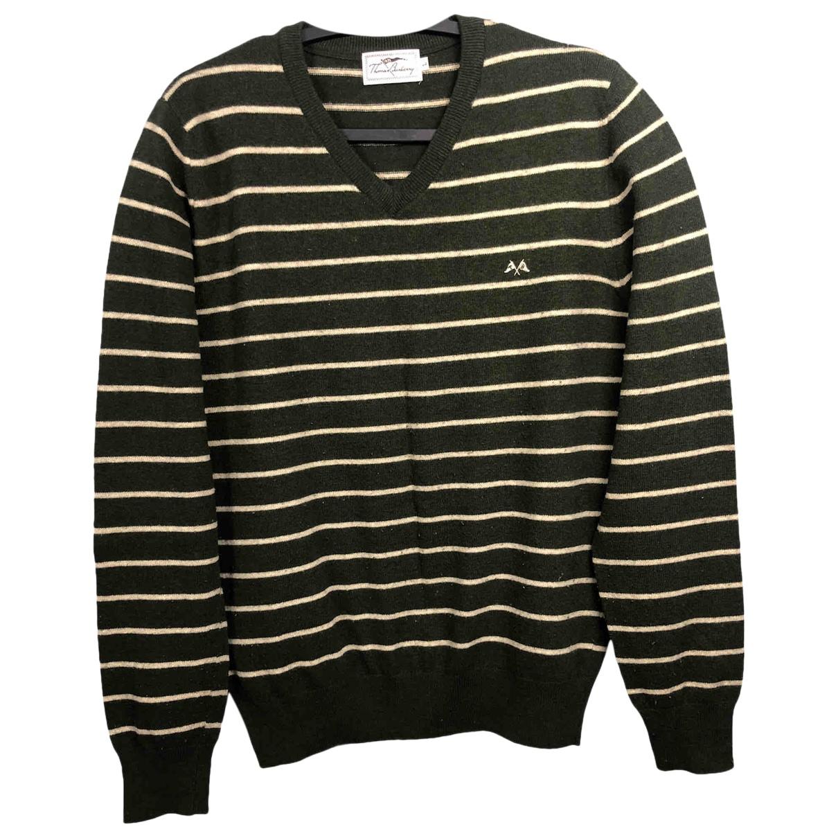 Burberry - Pulls.Gilets.Sweats   pour homme en laine - multicolore