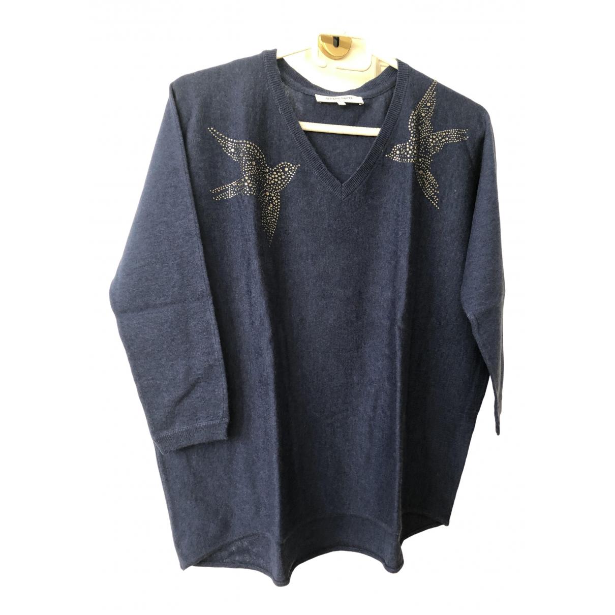 Gerard Darel \N Blue Wool Knitwear for Women 36 FR