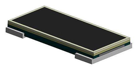 Panasonic 1mΩ, 2526 Thick Film SMD Resistor ±1% 5W - ERJMS6SF1M0U (10)
