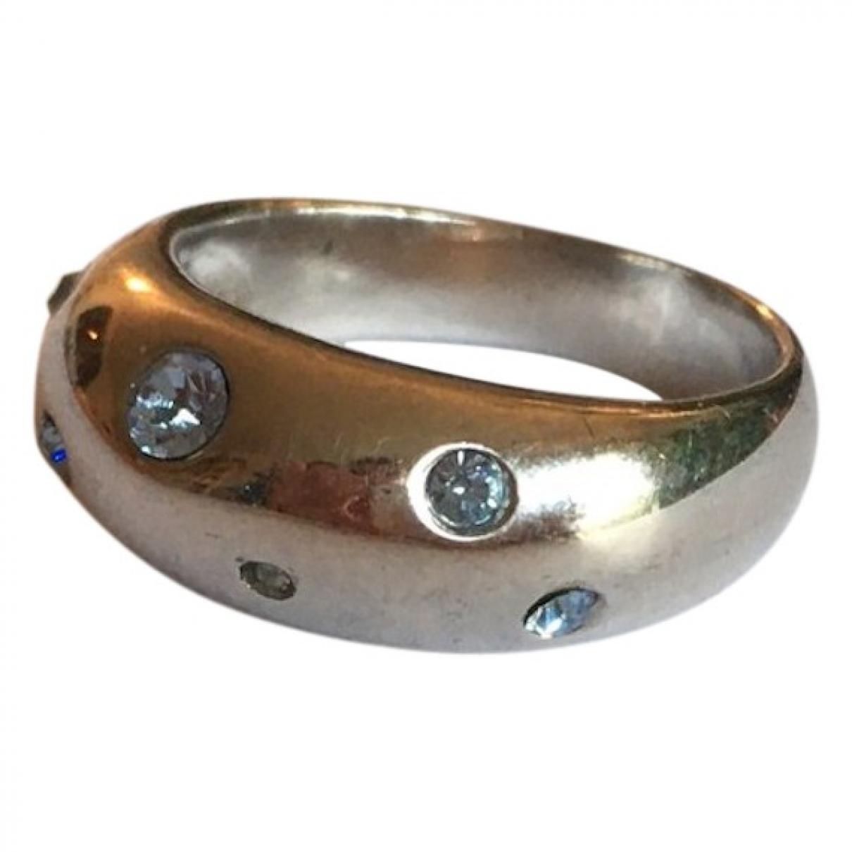 Yves Saint Laurent \N Ring in  Silber Silber