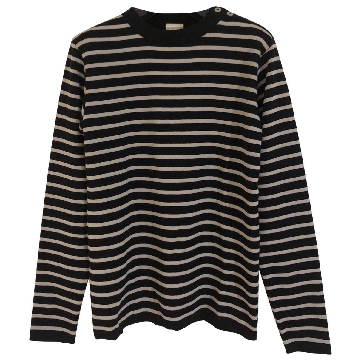 Sns Herning \N Pullover.Westen.Sweatshirts  in  Schwarz Wolle