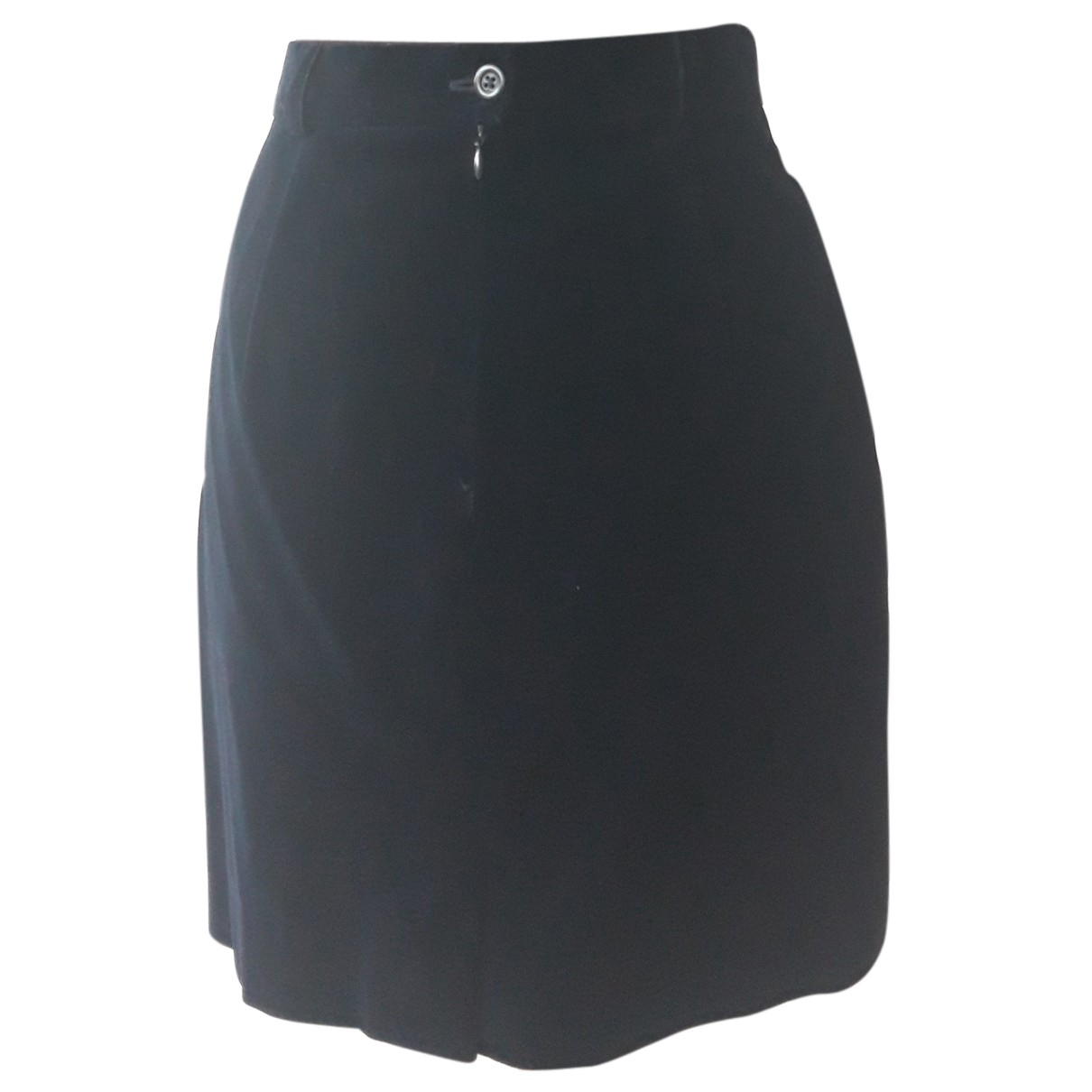 Mini falda de Terciopelo Burberry