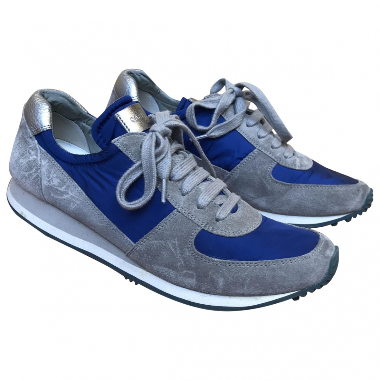 Carshoe \N Multicolour Suede Trainers for Women 38.5 EU