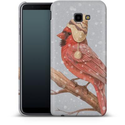 Samsung Galaxy J4 Plus Smartphone Huelle - First Snow von Terry Fan