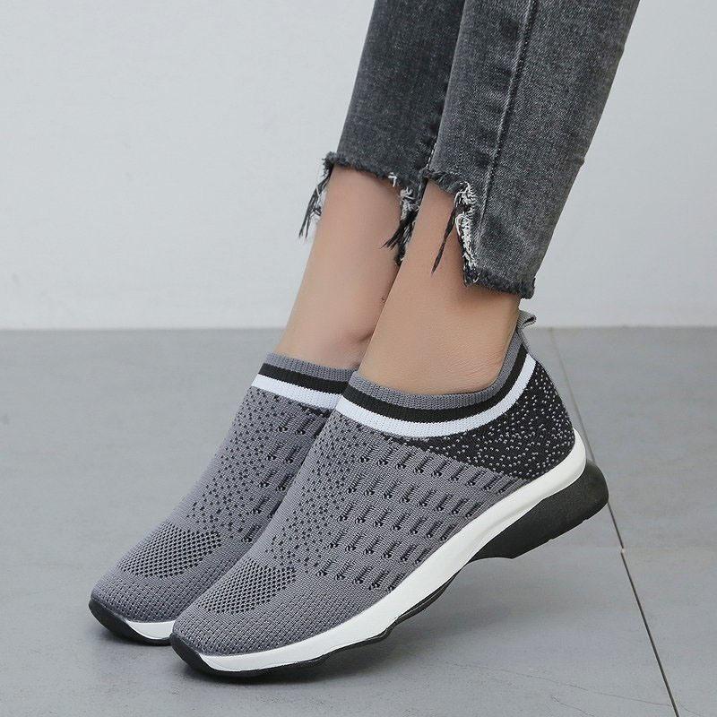 Ericdress Slip-On Round Toe Western Sneakers
