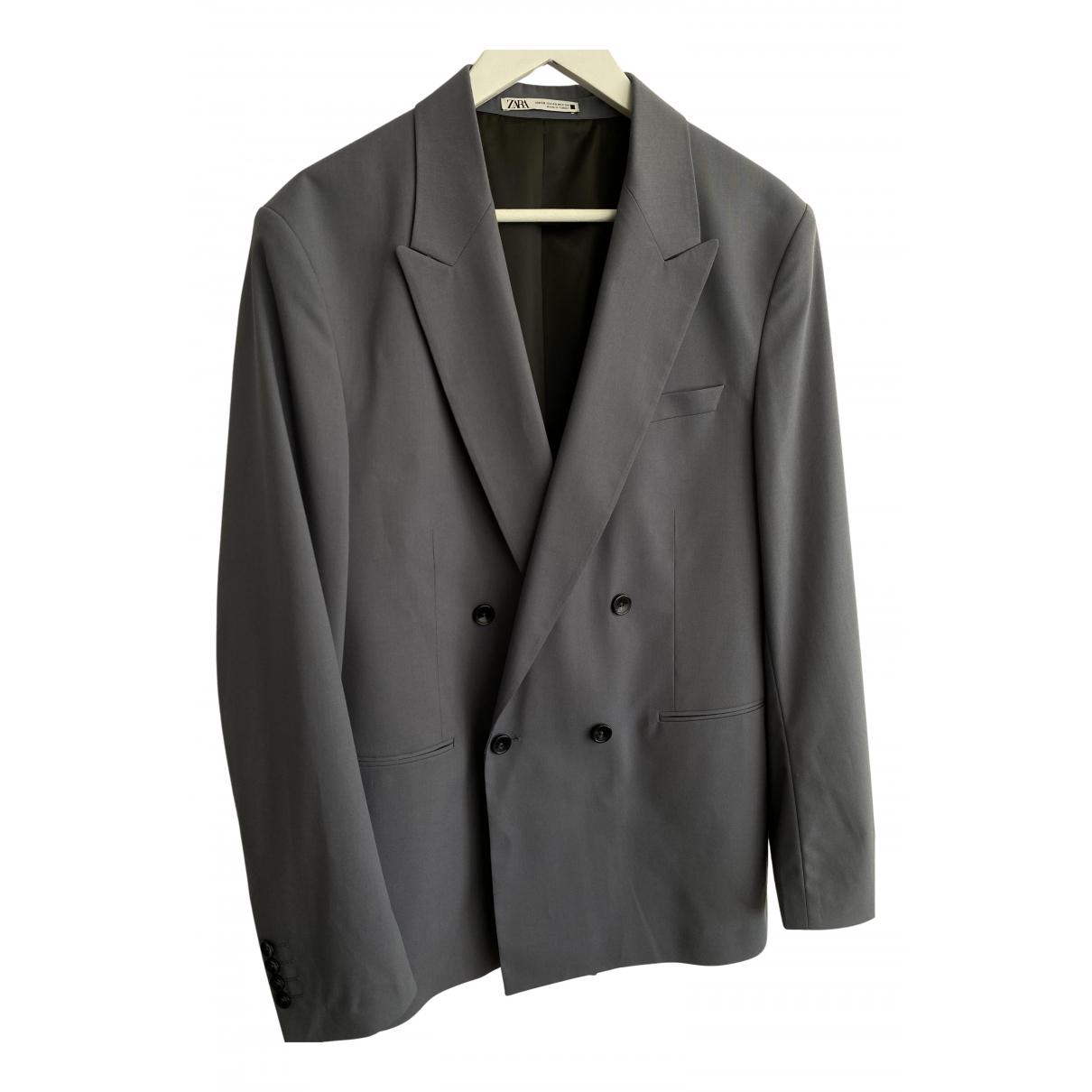 Zara N Grey Suits for Men 50 FR