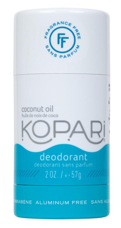 Coconut Oil Deodorant Fragrance Free
