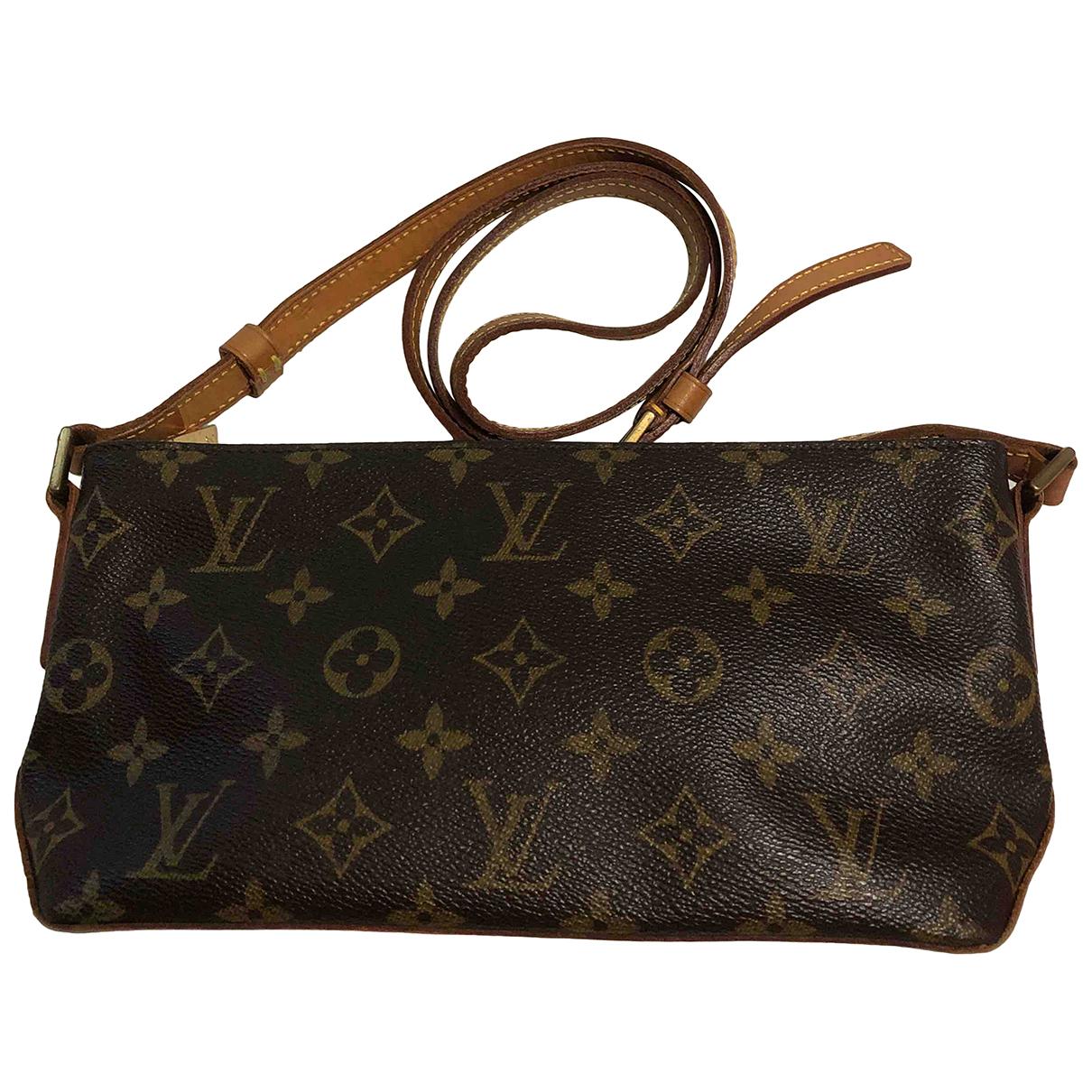 Bandolera Trotteur de Lona Louis Vuitton