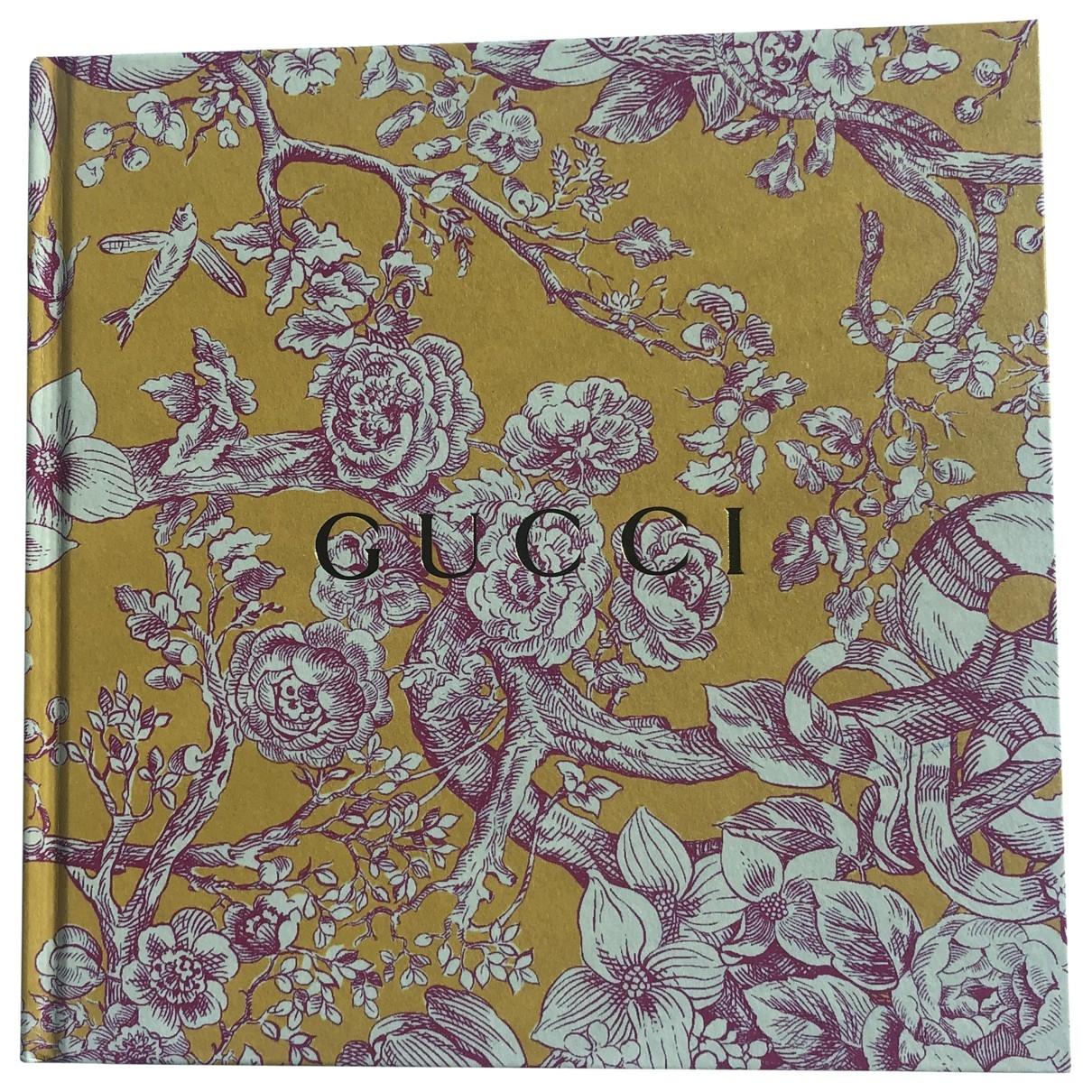 Gucci - Mode   pour lifestyle en coton - jaune