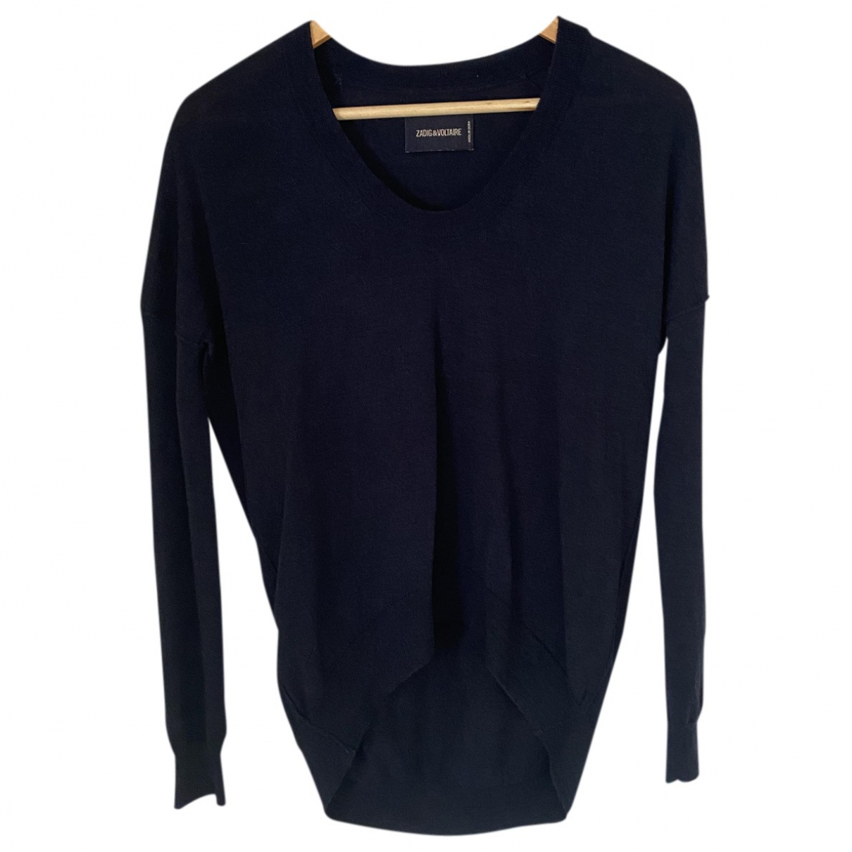 Zadig & Voltaire \N Pullover in  Marine Wolle