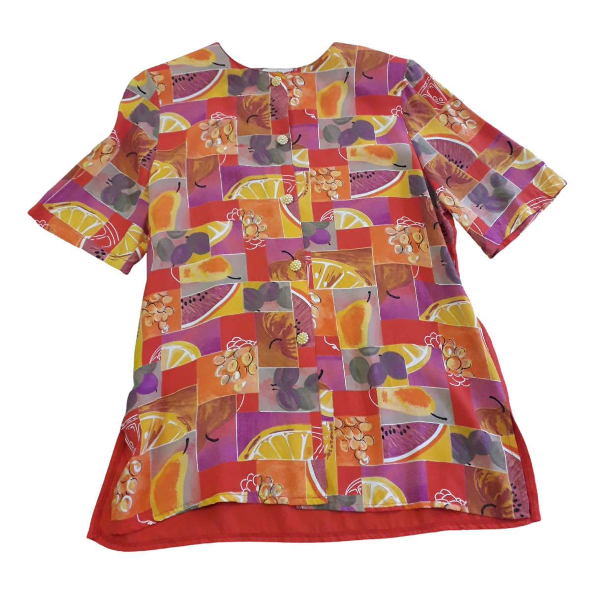 Non Signé / Unsigned \N Multicolour  top for Women 40 FR