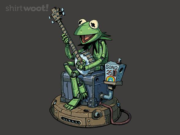 Robot Connection T Shirt