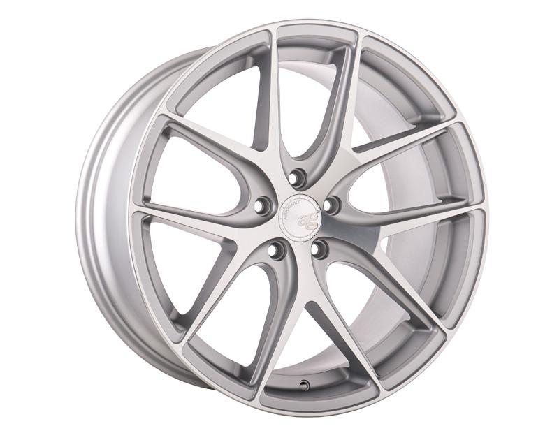 Avant Garde M580-MSM520229035 M580 Satin Silver Wheel 22x9 5x120 33mm