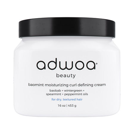 adwoa beauty Baomint Moisturizing Curl Defining Cream, One Size , Multiple Colors