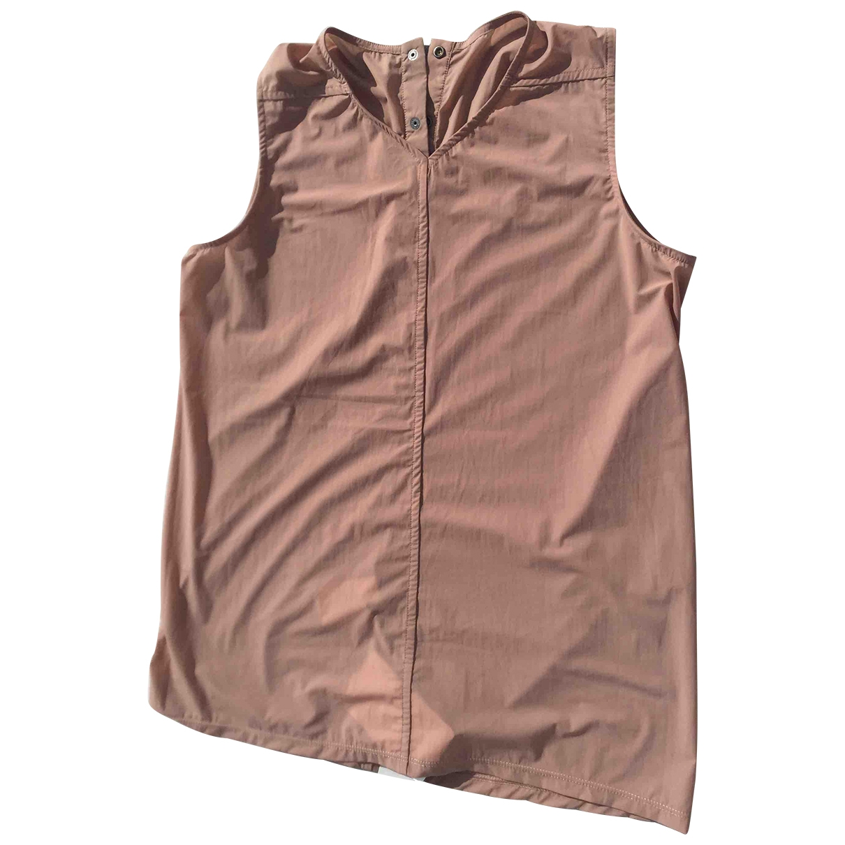 Rick Owens \N Top in  Rosa Polyester