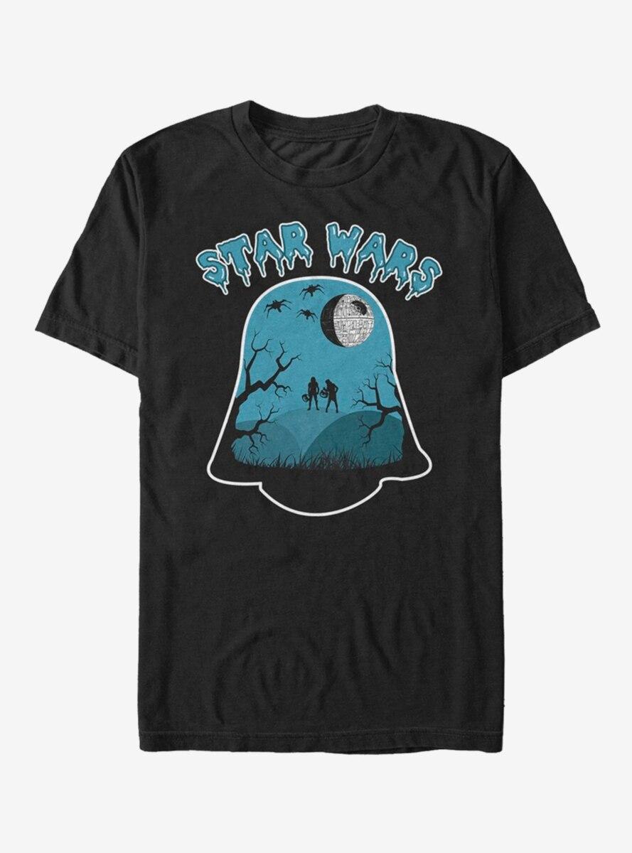 Star Wars Darth Halloween T-Shirt
