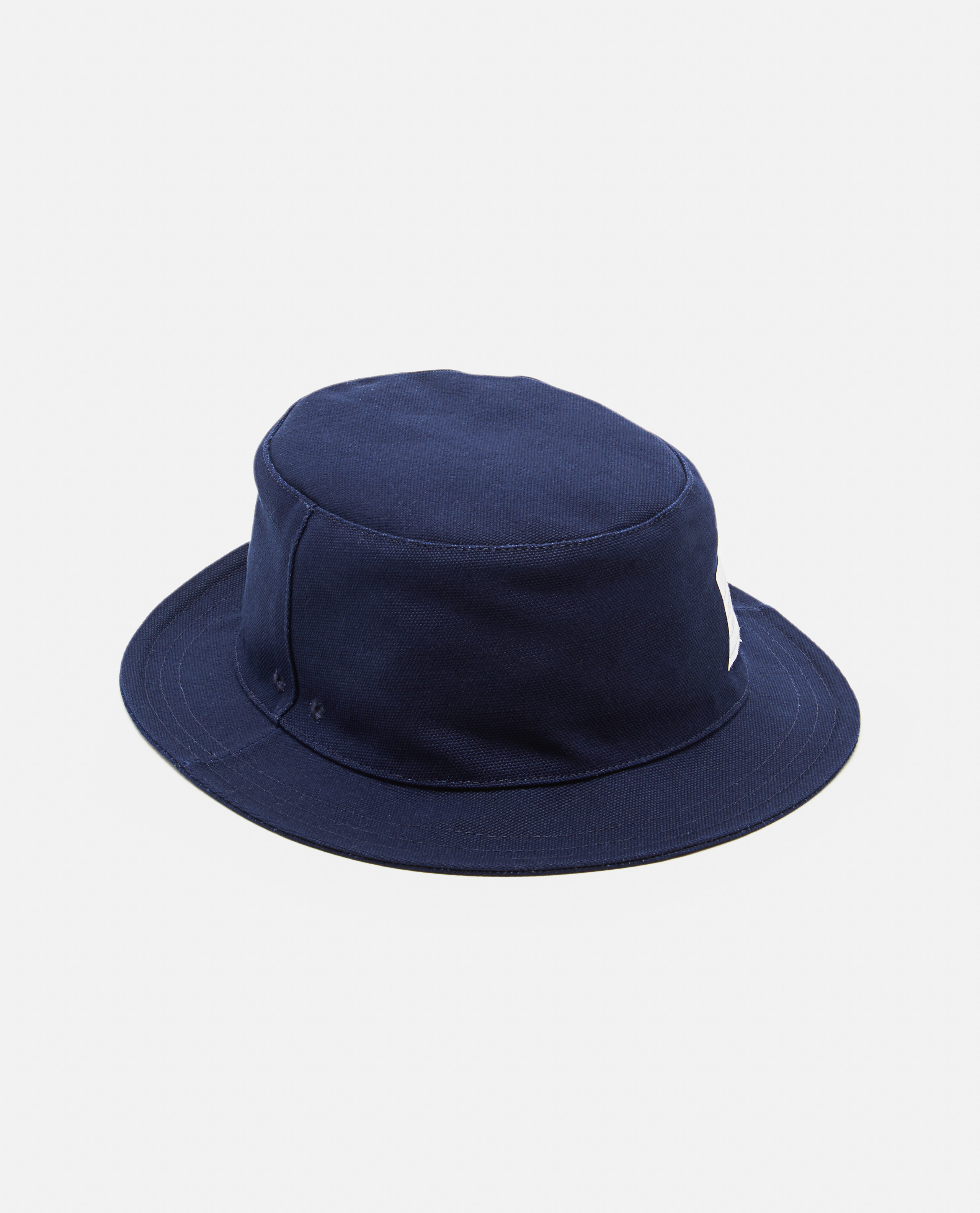 4-bar cotton bucket hat