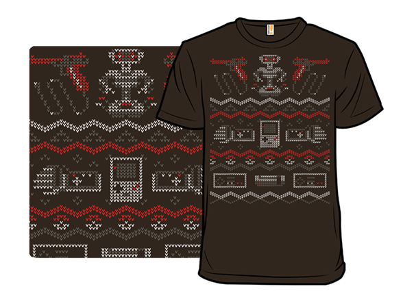 Ugly Gaming Sweater T Shirt