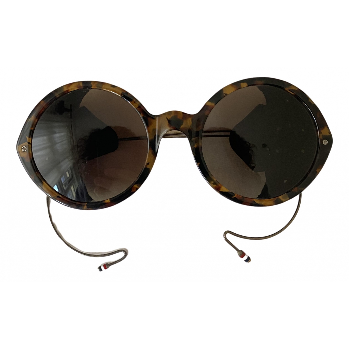 Thom Browne \N Brown Sunglasses for Men \N