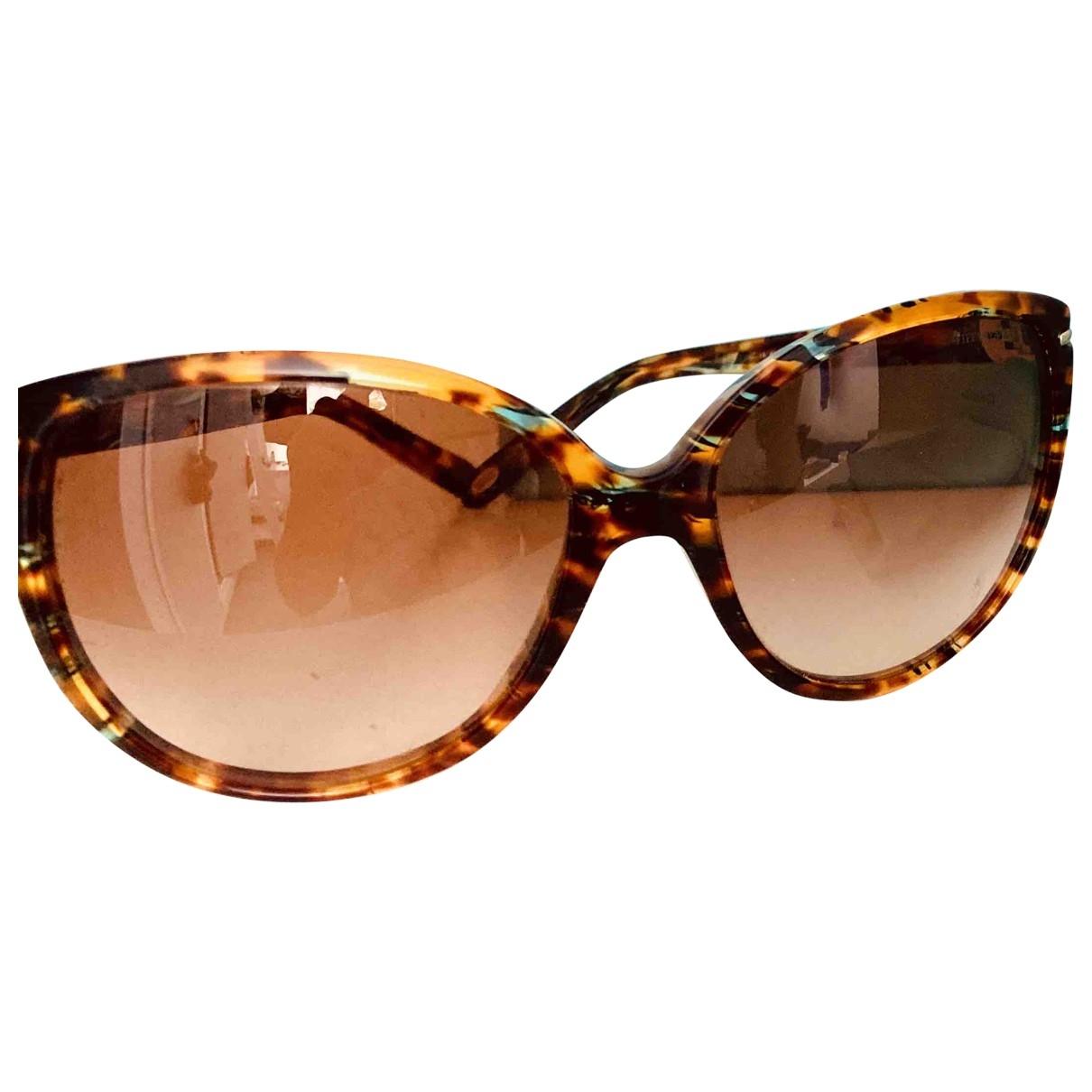 Tiffany & Co - Lunettes   pour femme - marron