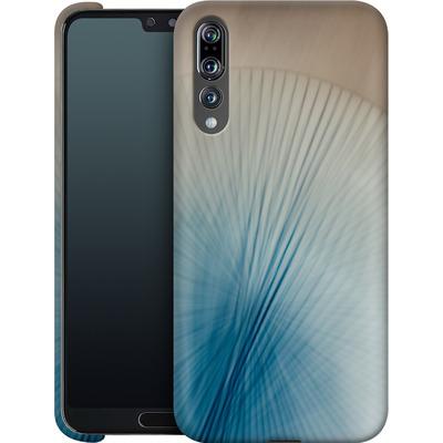 Huawei P20 Pro Smartphone Huelle - Blue Lines 2 von Joy StClaire