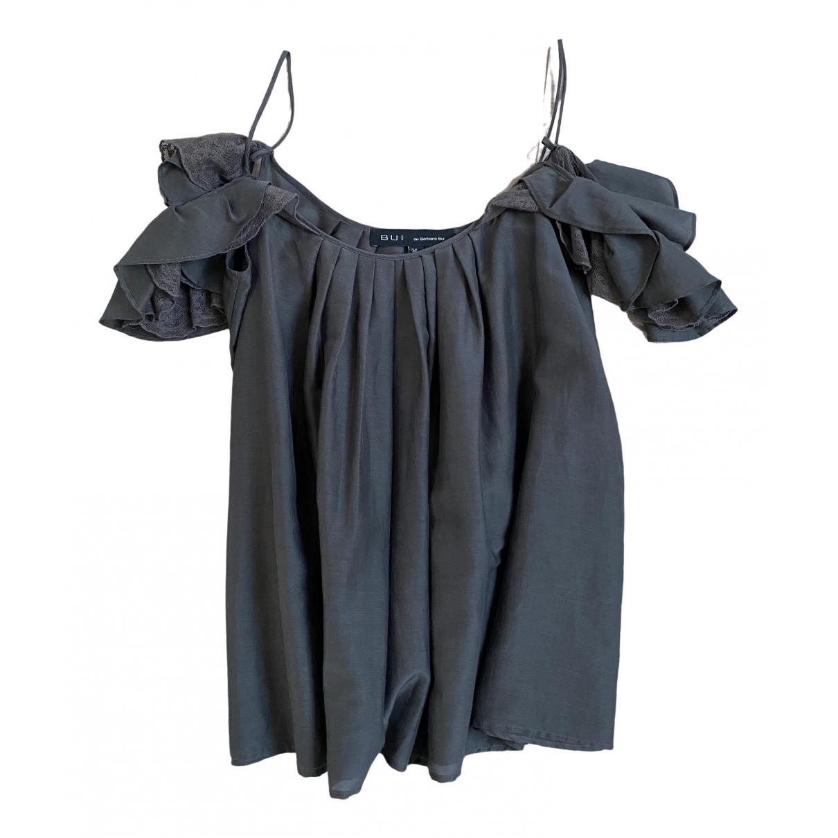 Barbara Bui \N Khaki Cotton  top for Women 36 FR