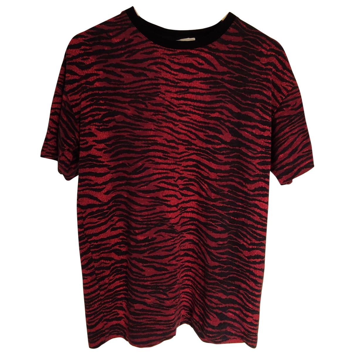 Kenzo X H&m - Tee shirts   pour homme en autre - rouge