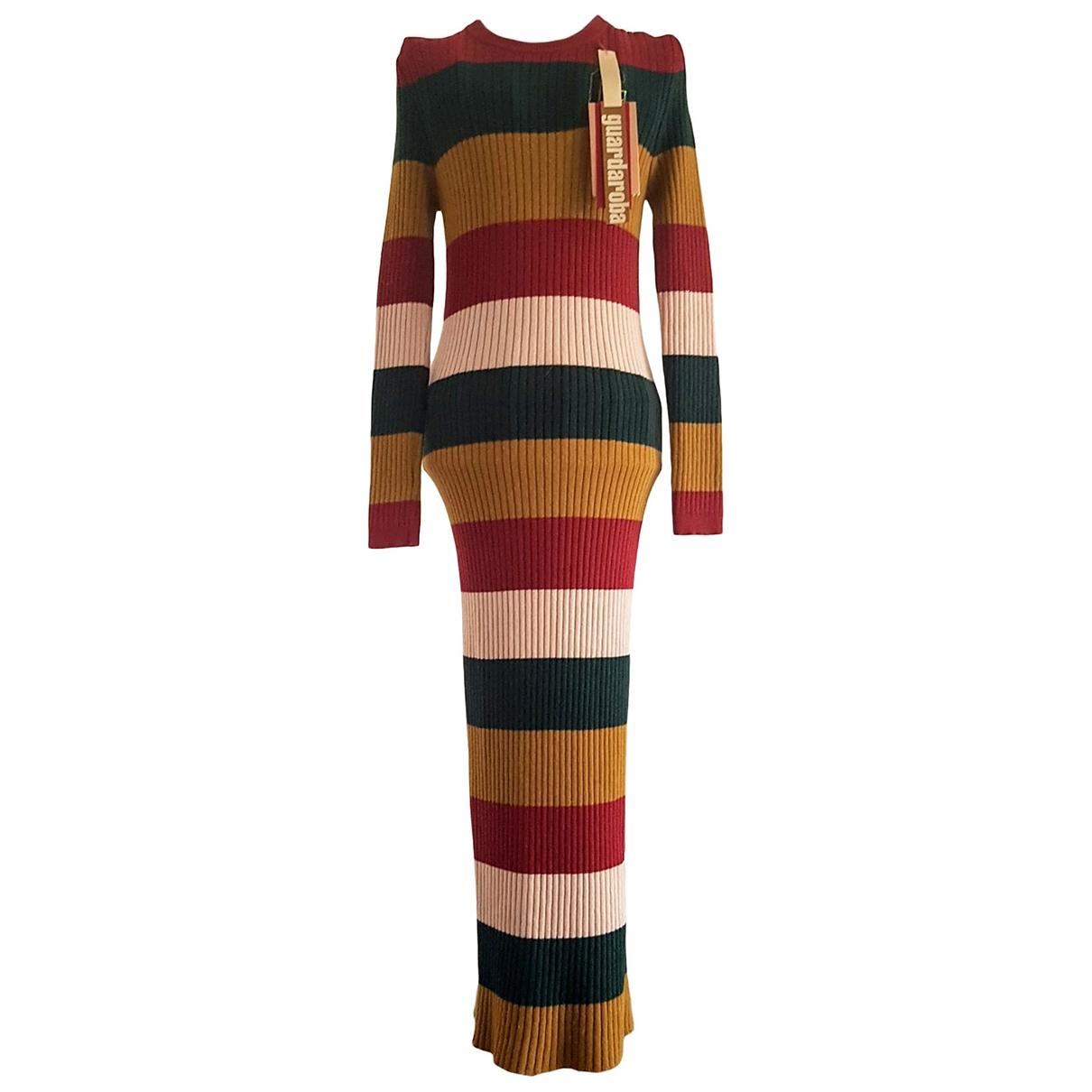 Aniye By - Robe   pour femme en cachemire - multicolore