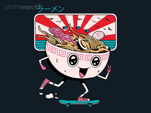Tokyo Ramen T Shirt