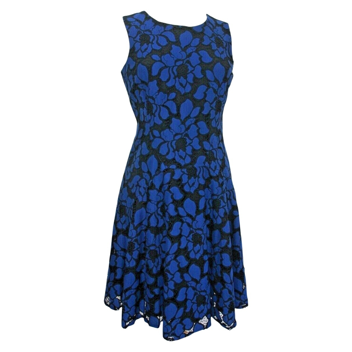 Tommy Hilfiger \N Blue Lace dress for Women 6 US