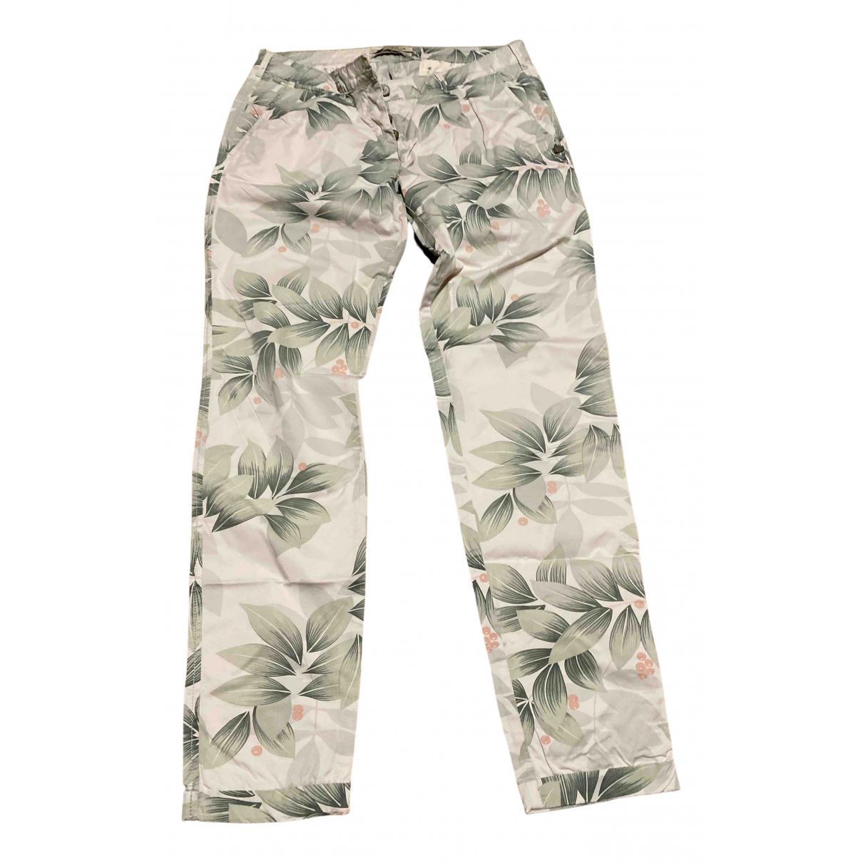 Maison Scotch \N Multicolour Cotton Jeans for Women 27 US
