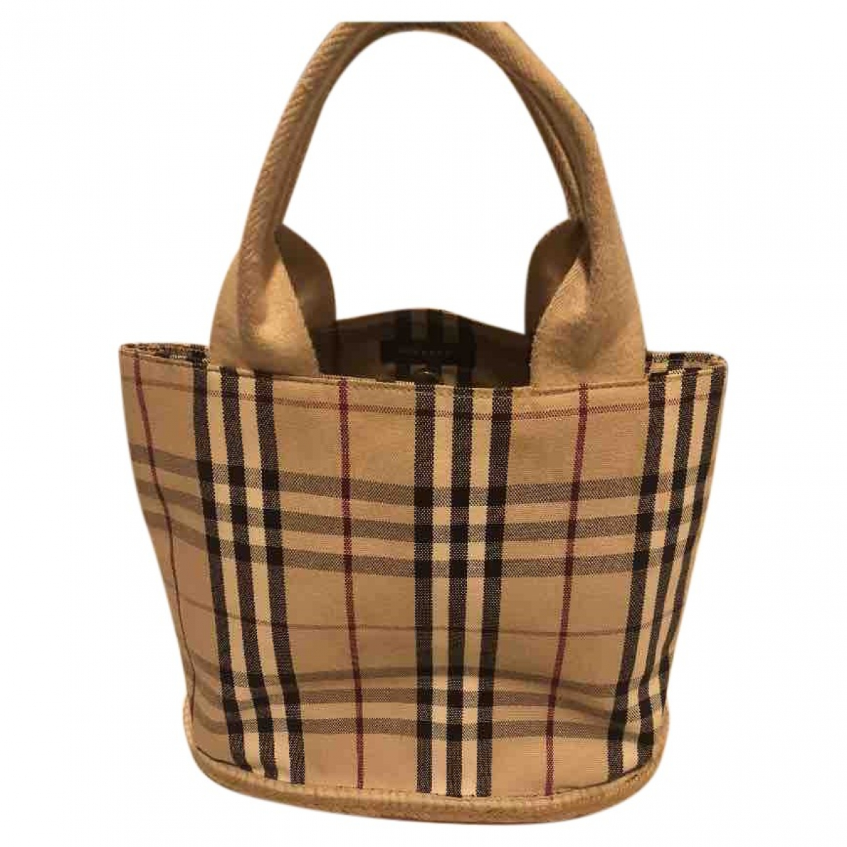 Burberry \N Cloth handbag for Women \N