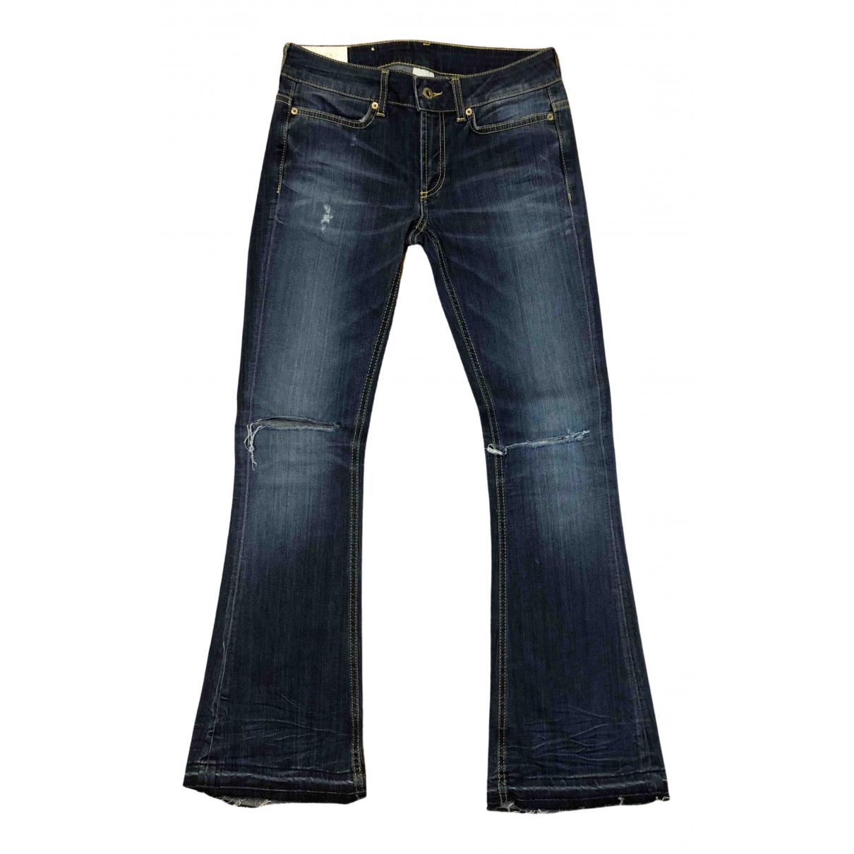 Dondup N Blue Denim - Jeans Jeans for Women 26 US