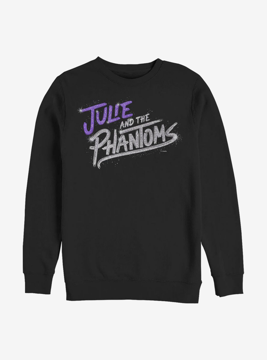 Julie And The Phantoms Bling Logo Sweatshirt