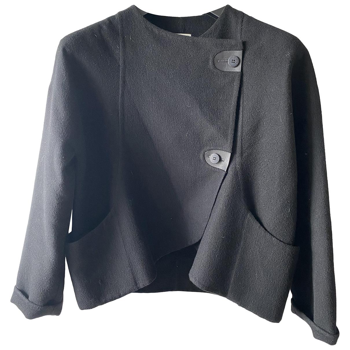 Hermes - Veste   pour femme en cachemire - noir