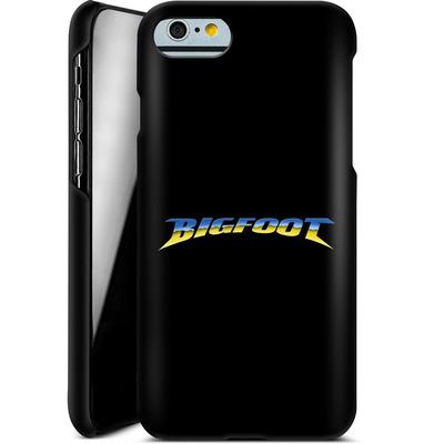 Apple iPhone 6 Smartphone Huelle - Bigfoot Black von Bigfoot 4x4