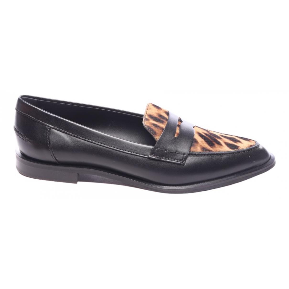 Tods \N Sneakers in  Schwarz Leder