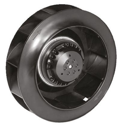 ebm-papst Centrifugal Fan, 865m³/h, 230 V ac AC (R2E220 Series)
