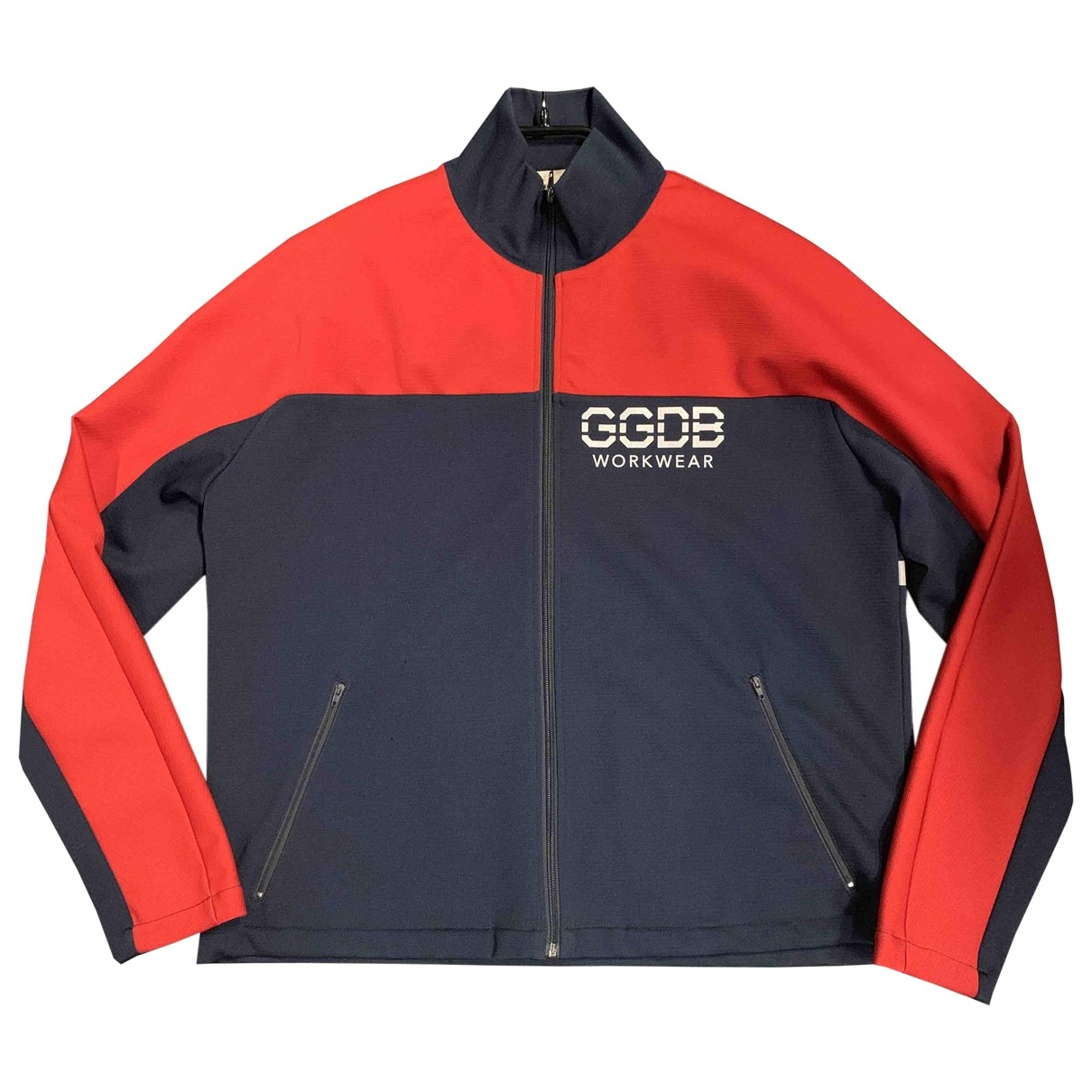 Golden Goose \N Jacke in  Blau Polyester