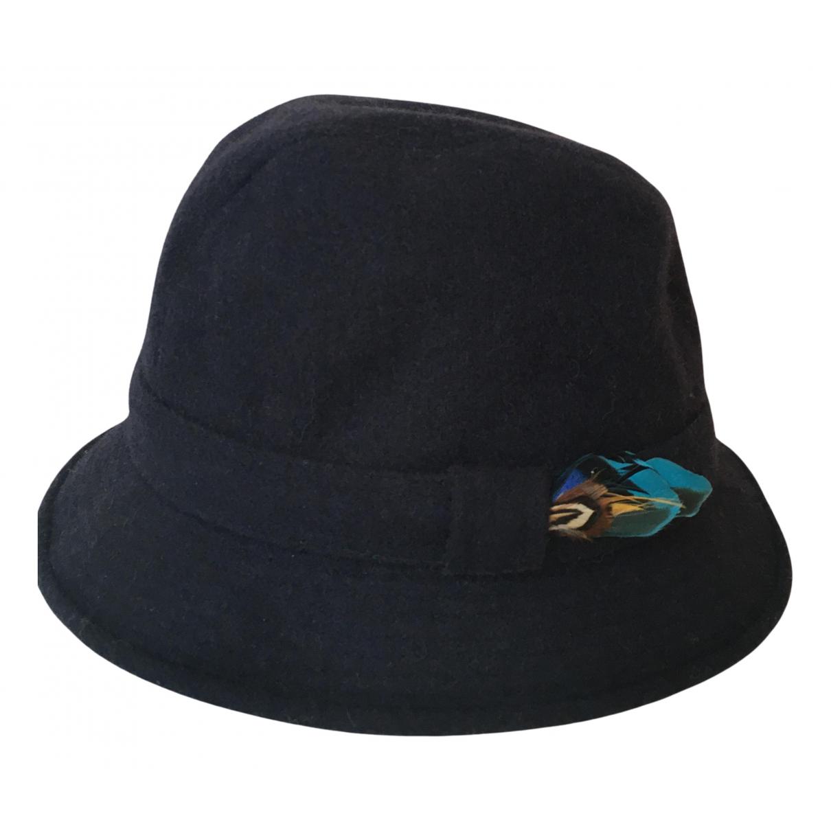 Sombrero / gorro de Lana Non Signe / Unsigned