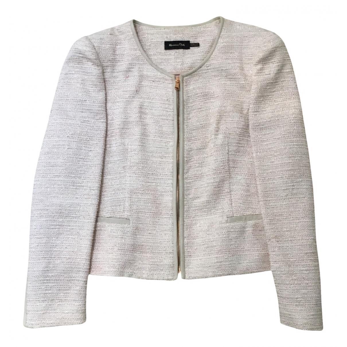 Massimo Dutti \N Wool coat for Women 44 FR
