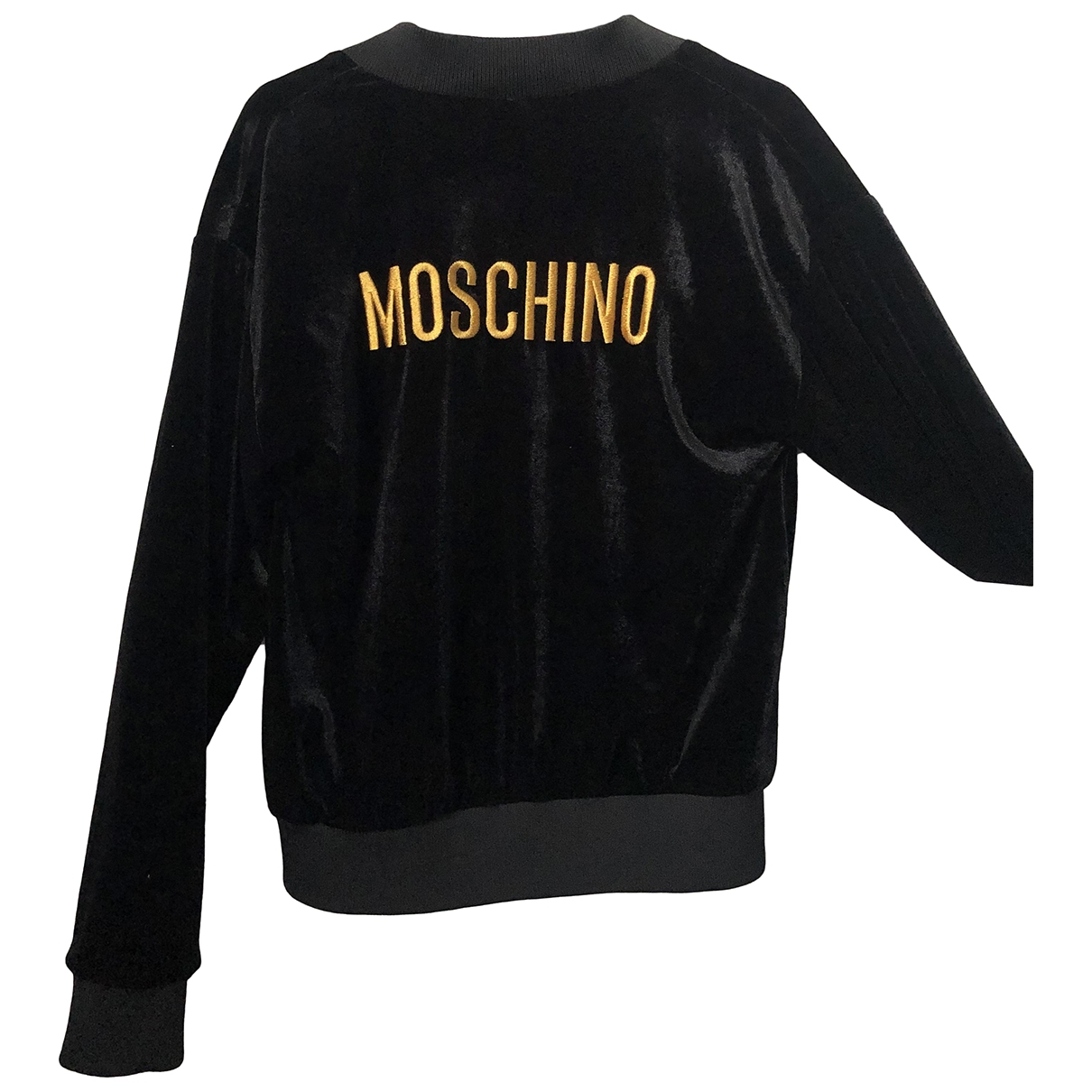 Moschino - Pull   pour enfant - noir