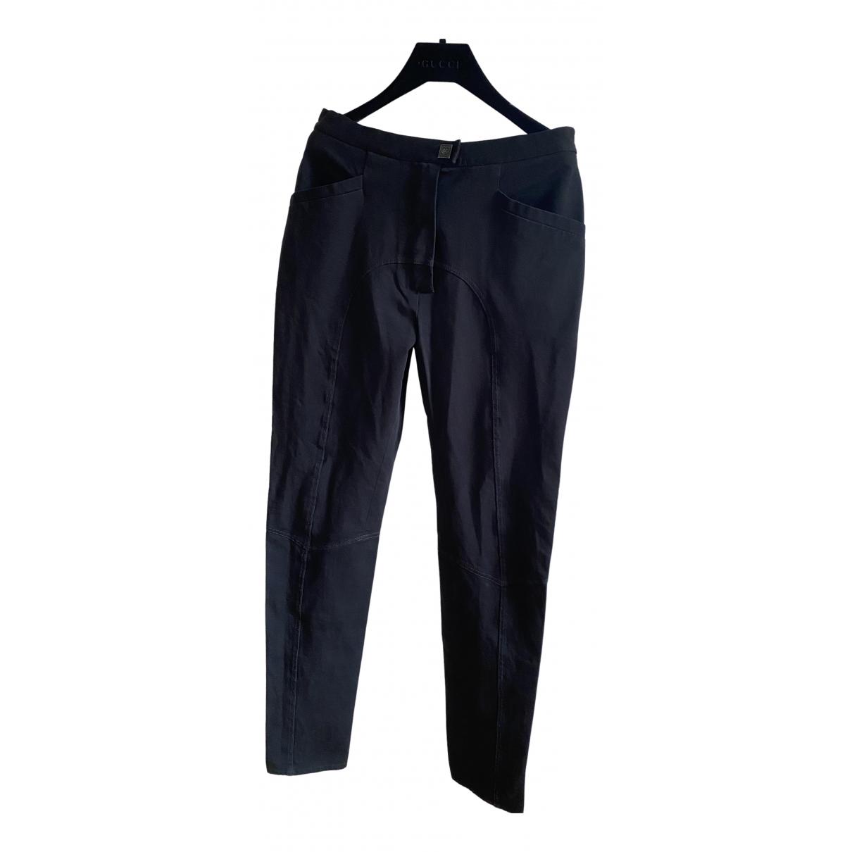 Pantalon pitillo Chanel