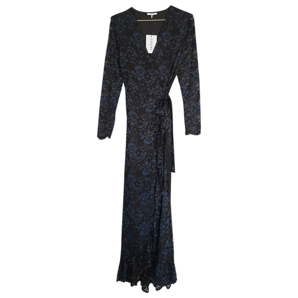 Maxi vestido Ganni