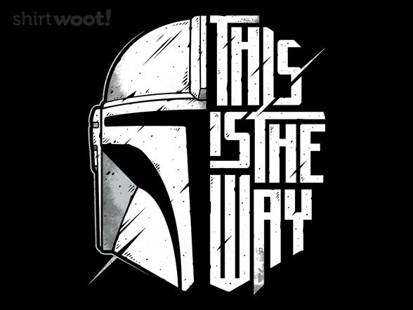 The Hunter's Way T Shirt