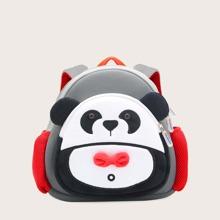Mochila de niños con panda