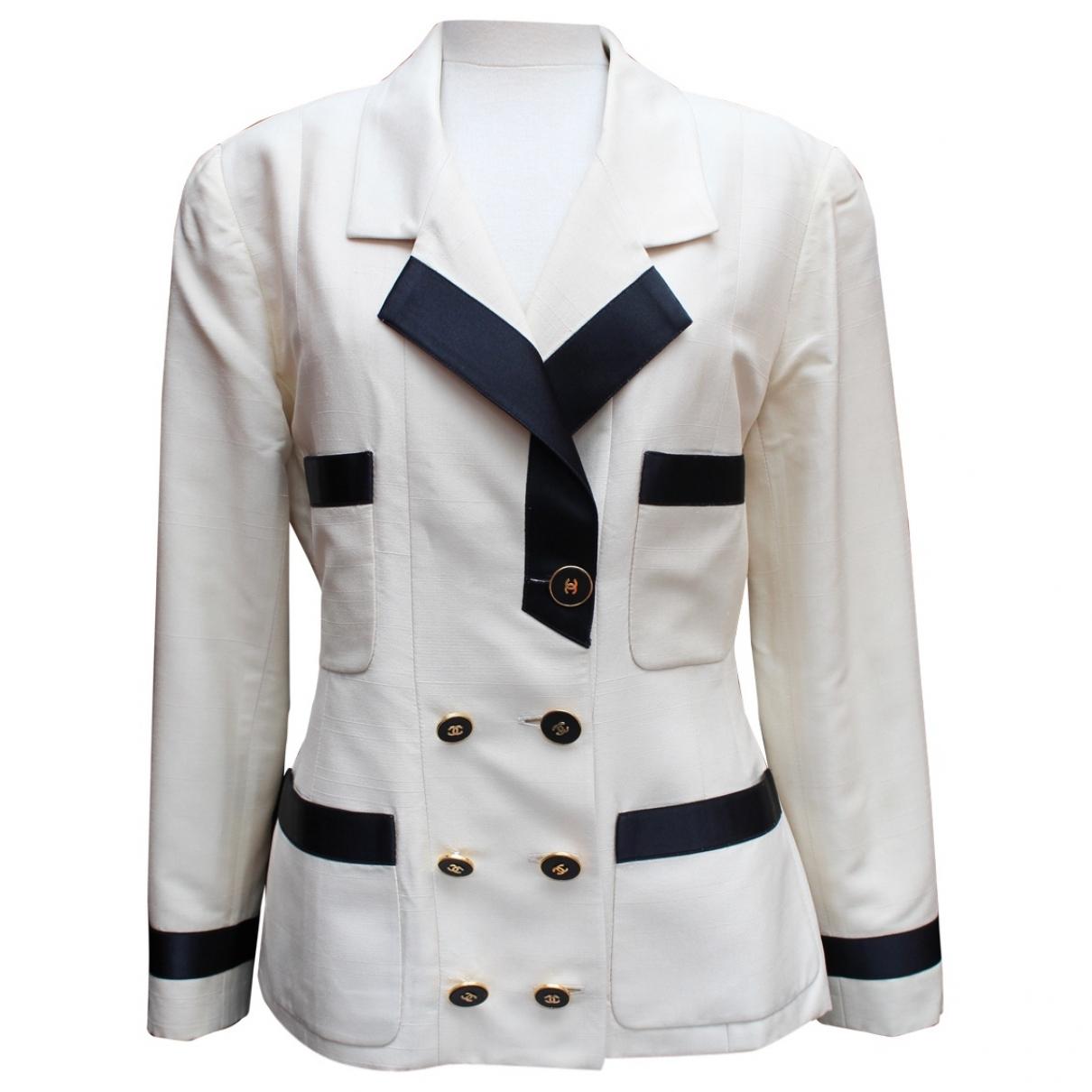 Chanel \N Silk jacket for Women 38 FR